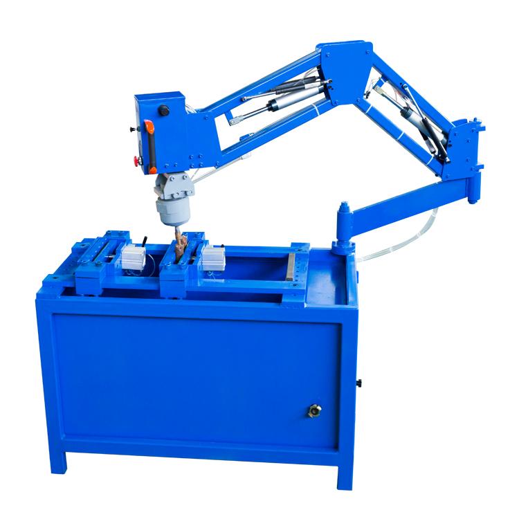 Máquina Neumática De Reparación De Brocas De Botón